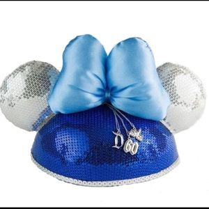 Disney Mickey Mouse Hat 60th anniversary